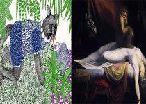 quién es mara en la mitología nórdica