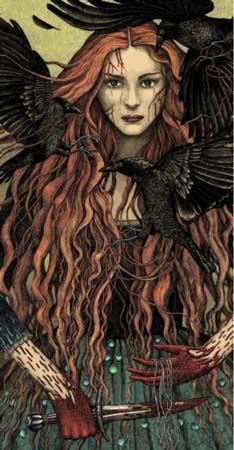 gigante angrboda mitología nórdica