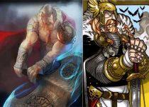 borr padre de Odín en la mitología nórdica