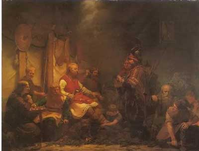 hijos de Ragnar Lodbrok