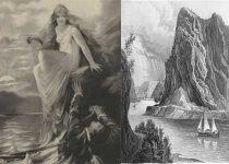 lorelei mitología nórdica