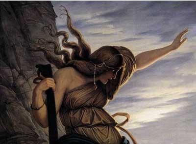 loreley mitología germánica