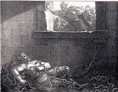 muerte de ragnar