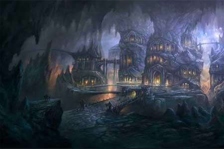 Nidavellir en la mitología nórdica