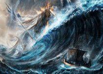 njord, dios de la mitología nórdica