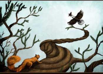 ratastok y el águila sin nombre