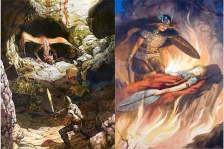sigurd mitología nórdica