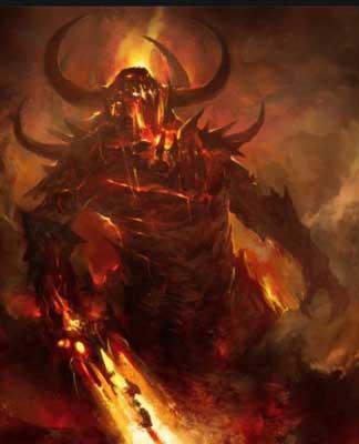 surtur gigante de fuego